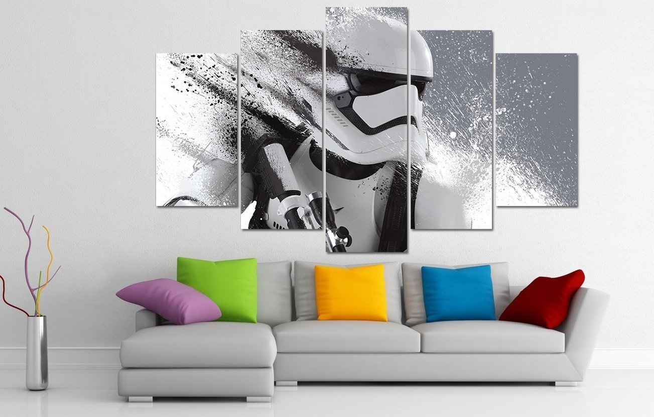 Designs : 5 Piece Framed Canvas Wall Art With 5 Piece Canvas Wall In Current Kohls 5 Piece Canvas Wall Art (View 6 of 15)