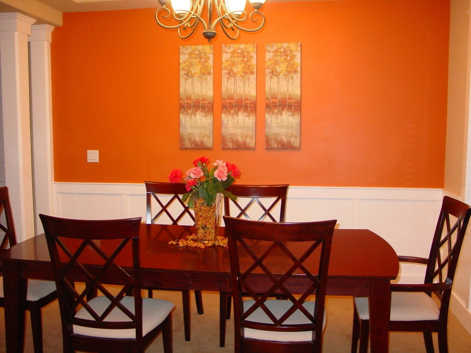 Dining Room Paint Ideas With Accent Wall Odqeaih New Home Rule In 2017 Dining Room Wall Accents (View 15 of 15)