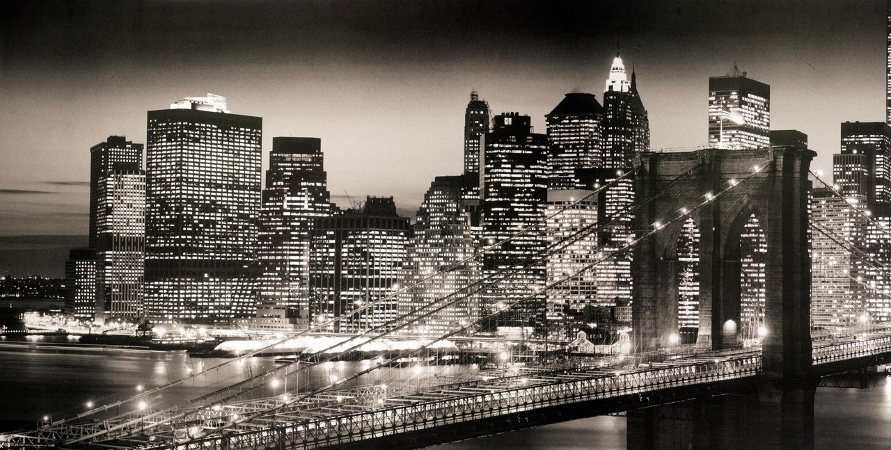 Distinguished New York Wall Art New York City Skyline Wall Art For Most Current Canvas Wall Art Of New York City (View 6 of 15)