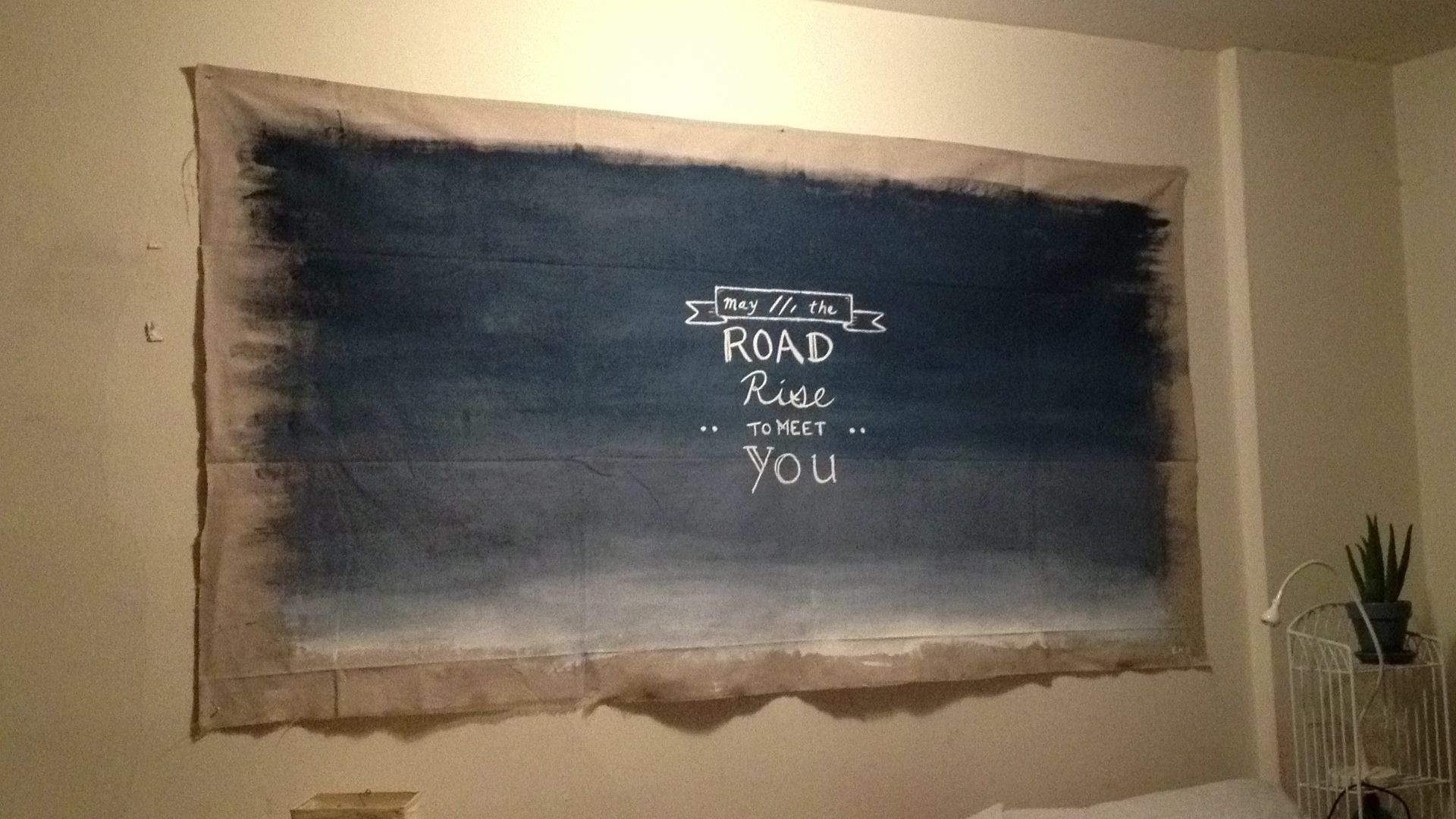 Diy Canvas Tapestry (View 6 of 15)
