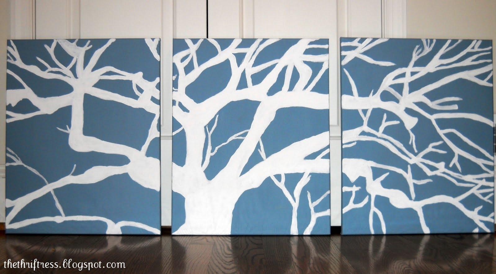 Diy Wall Art Stencils Paint Fabric – Dma Homes | #37854 For Most Up To Date Blue Fabric Wall Art (View 3 of 15)