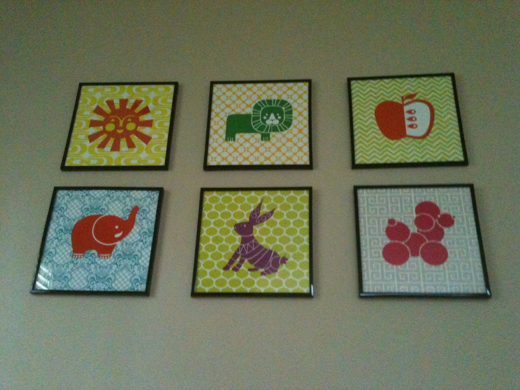 Diy Wall Decoration With Flowers Home Decorating Ideas Children Regarding Newest Childrens Fabric Wall Art (View 15 of 15)