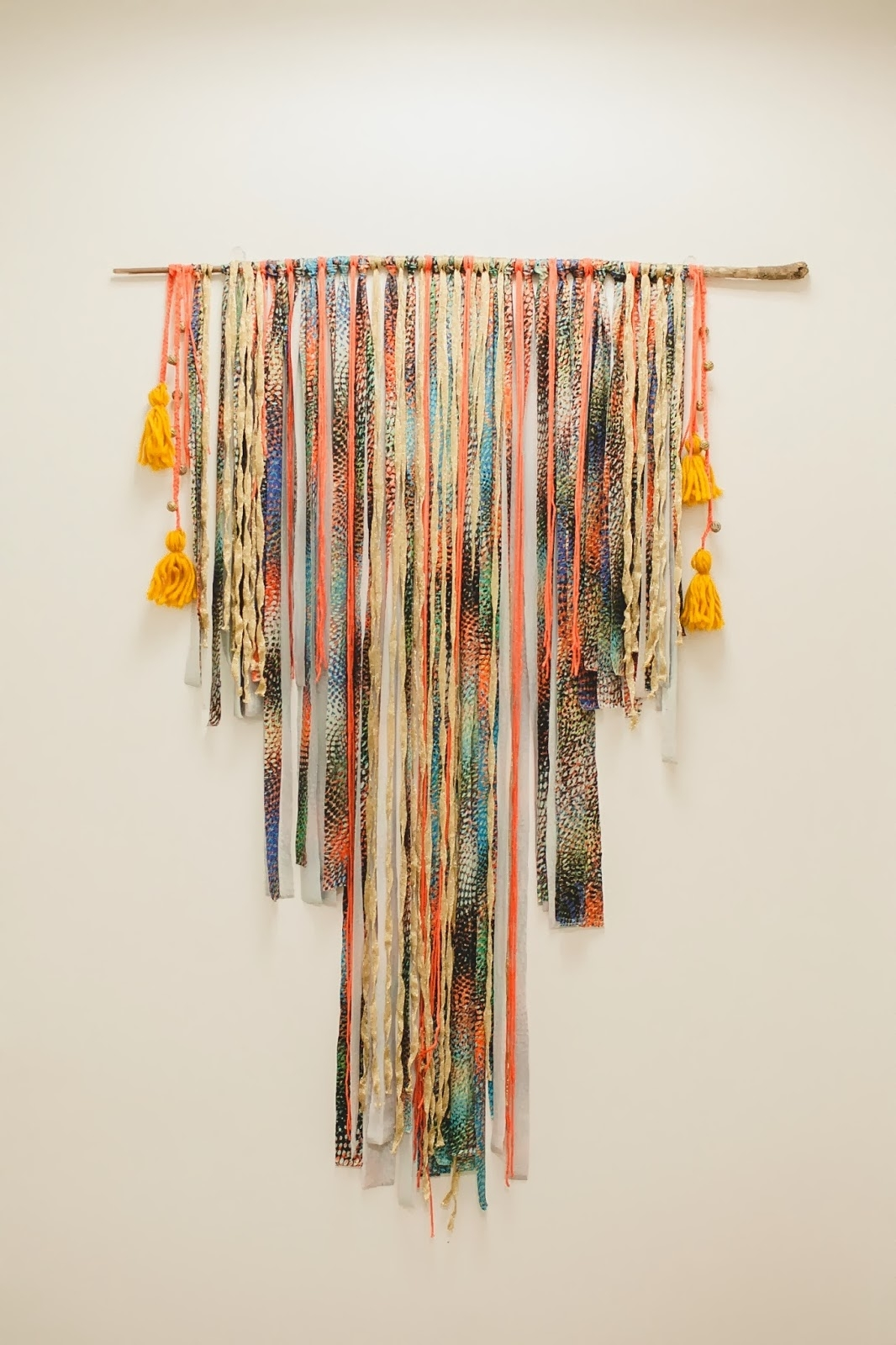 Diy Wall Hanging // Tapestry (View 7 of 15)