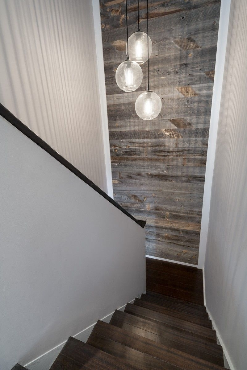 East Village Apartment Interiorgeneral Assembly | Stairs For Most Current Staircase Wall Accents (View 7 of 15)