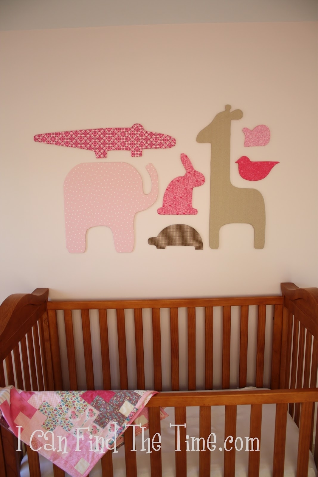 Easy Fabric Silhouette Wall Art With Regard To Most Up To Date Fabric Animal Silhouette Wall Art (View 7 of 15)
