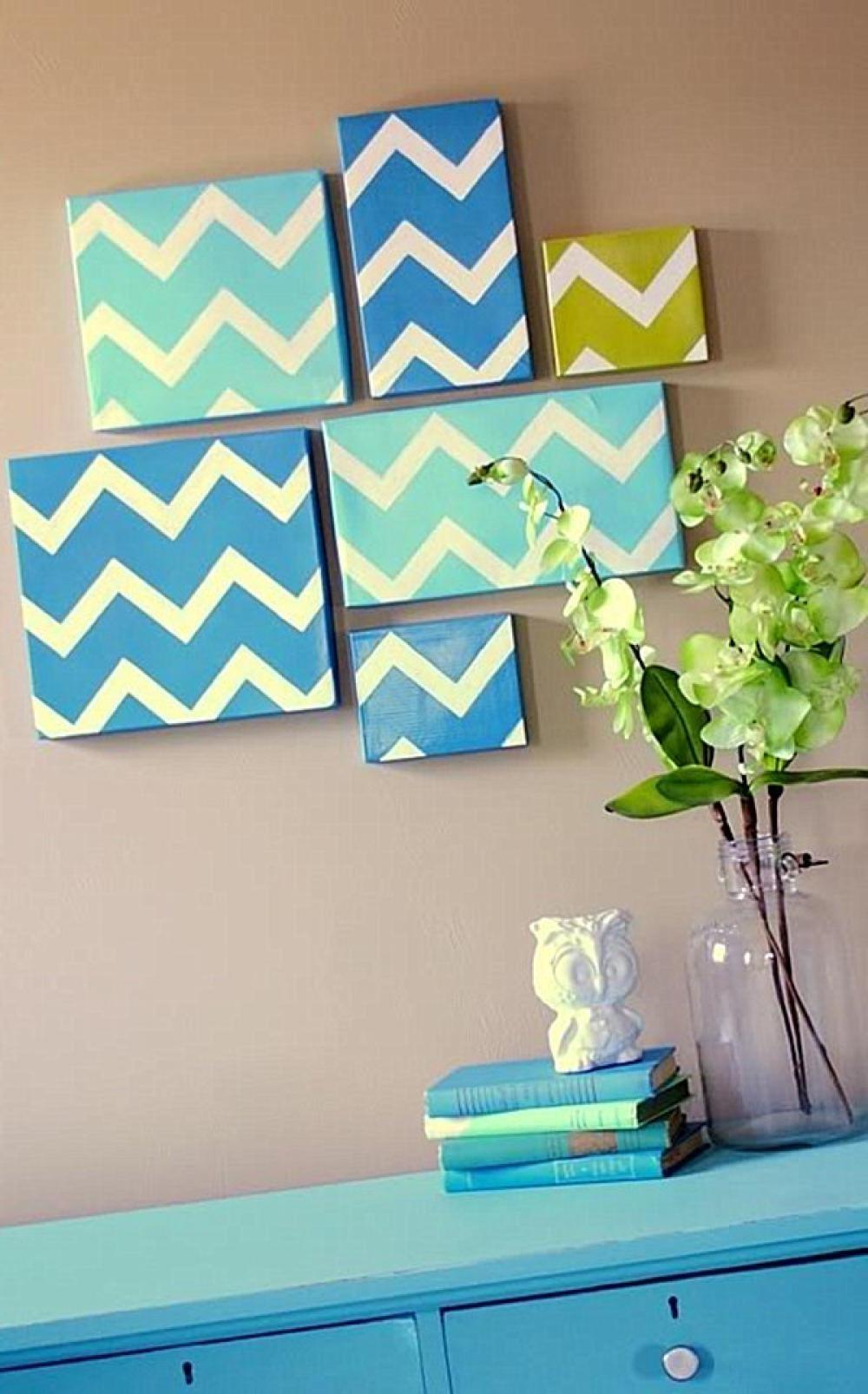 Elegance Modern Wall Art Decor | Jeffsbakery Basement & Mattress For Most Popular Diy Wall Accents (View 12 of 15)