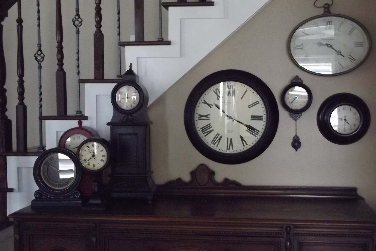 Emejing Decorating With Wall Clocks Contemporary – Liltigertoo For Most Recent Clock Wall Accents (View 6 of 15)