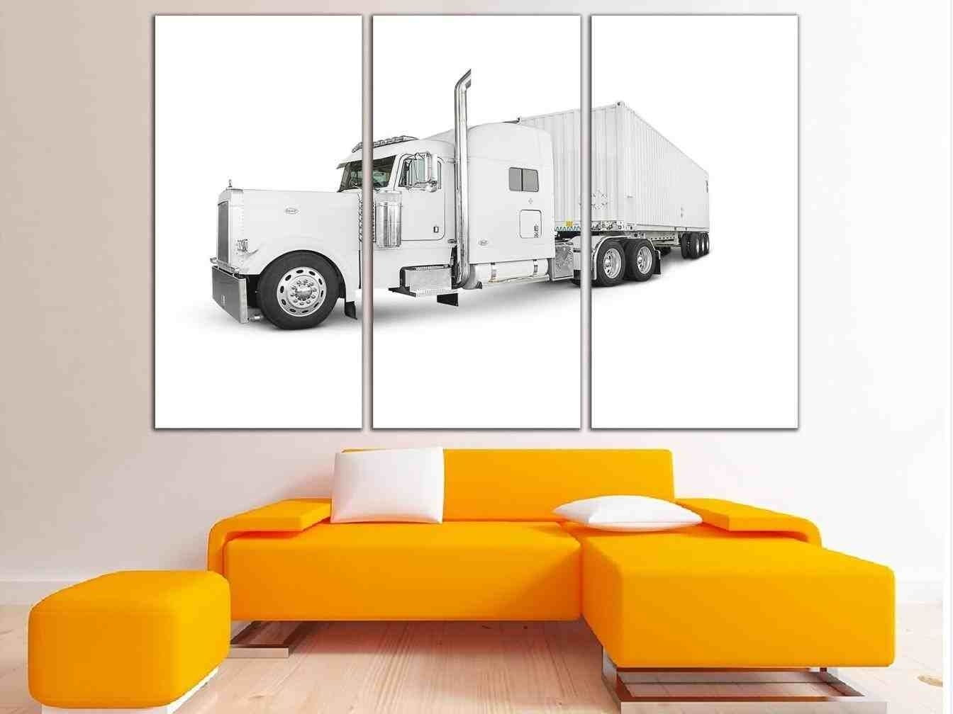 Es Flower Truck Canvas Art Print Walls And Wall Decor Wallcom S In Newest Gordmans Canvas Wall Art (View 8 of 15)