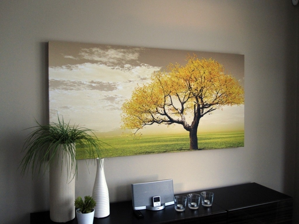 Featured Photo of Calgary Canvas Wall Art