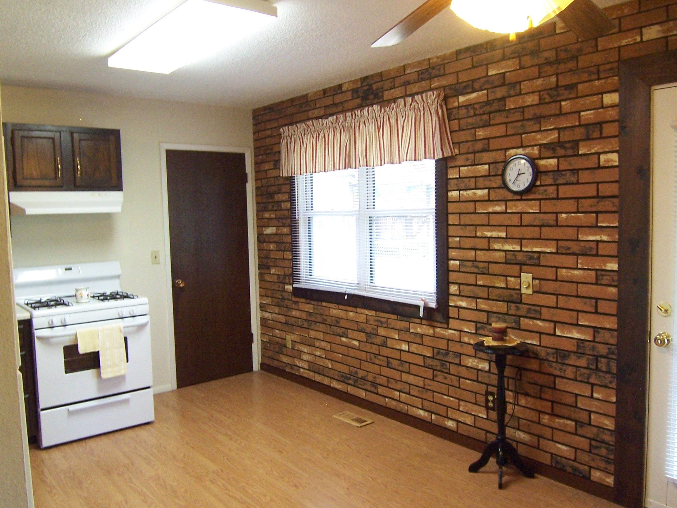 Exposed Brick Wall Ideas Home Design And Interior Decorating Regarding Recent Exposed Brick Wall Accents (View 7 of 15)