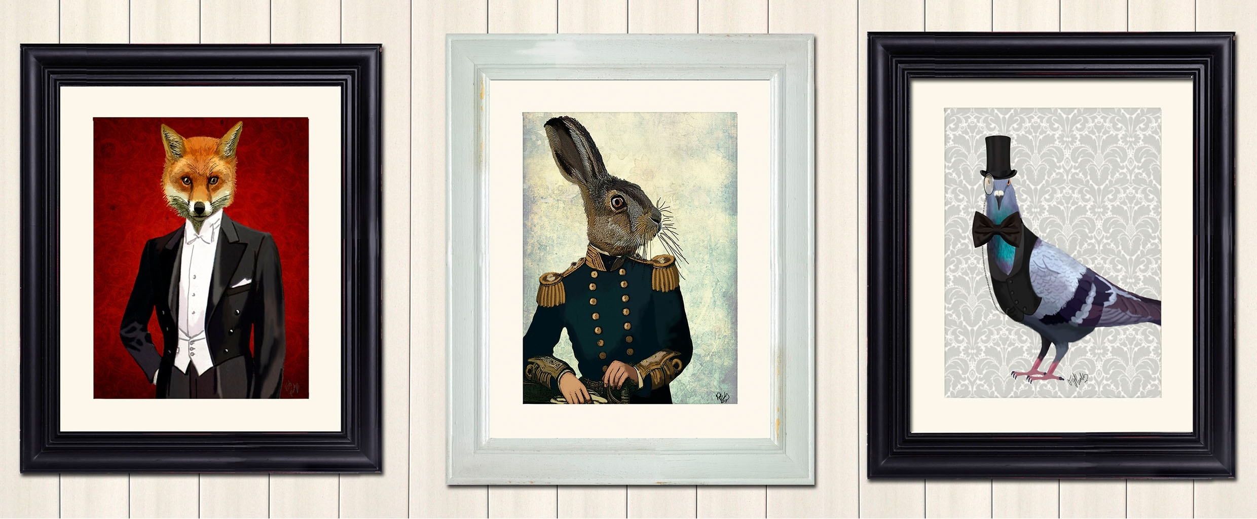 Fab Funky Art Prints From Achica | Bright Group International With Regard To 2017 Funky Art Framed Prints (View 2 of 15)