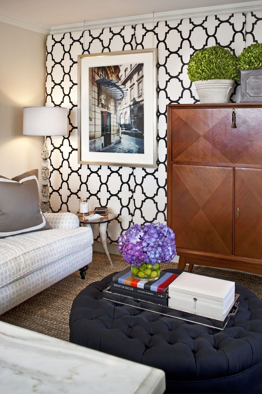Fabric Covered Wall Panels (View 7 of 15)