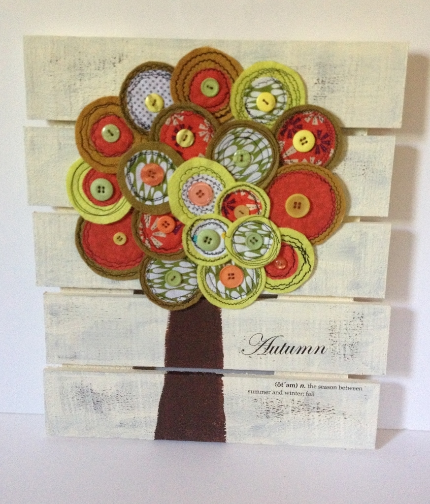 Fabric Scrap Projects Archives – Buttons Galore And More Blog Within Most Popular Fabric Scrap Wall Art (View 6 of 15)