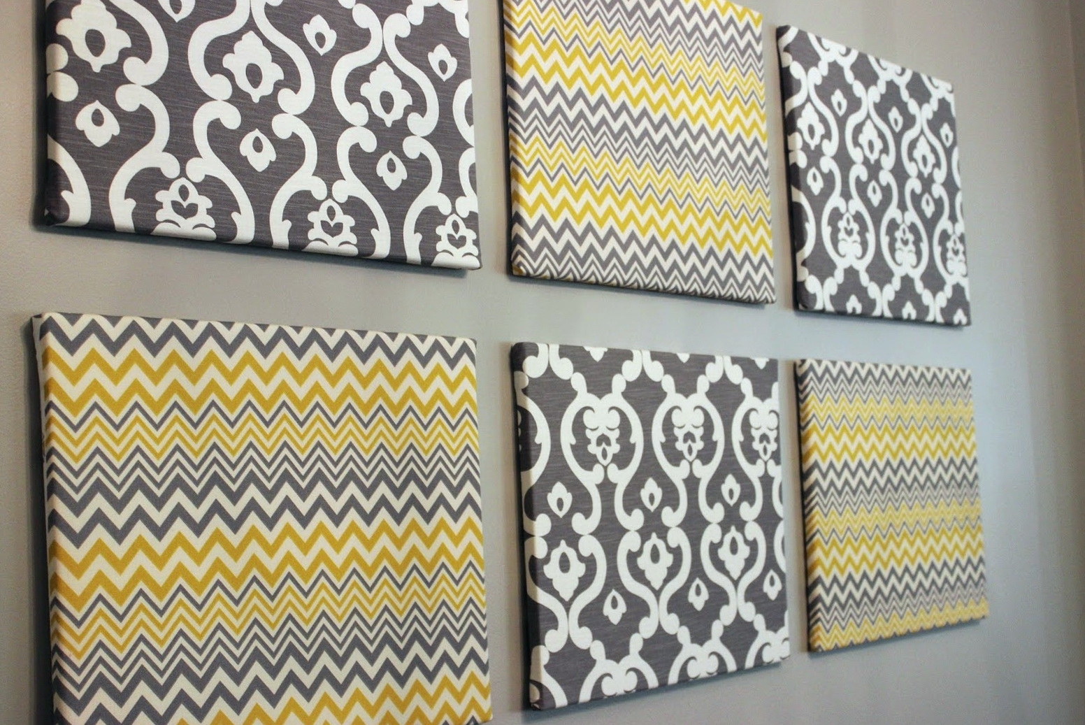 Fabric Wall Art Canvas | Home Design Ideas with Current Fabric Wall Art Canvas