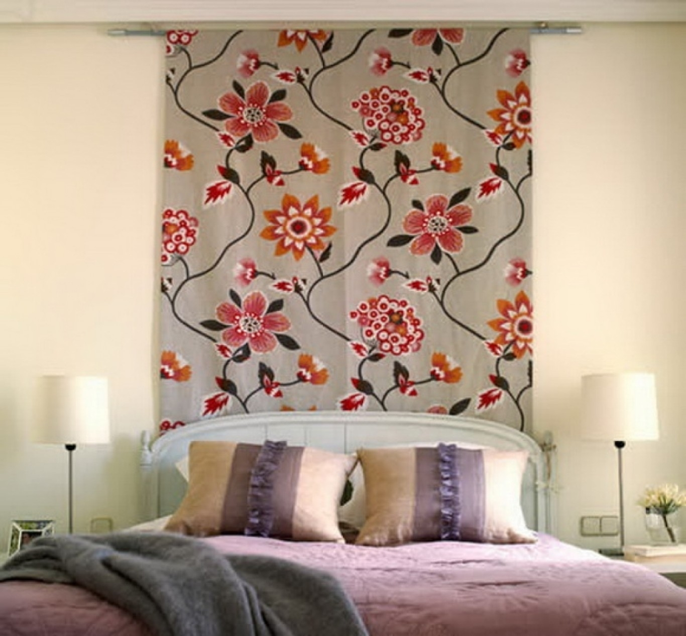 Fabric Wall Decor With Regard To Current Fabric Panels For Wall Art (View 11 of 15)