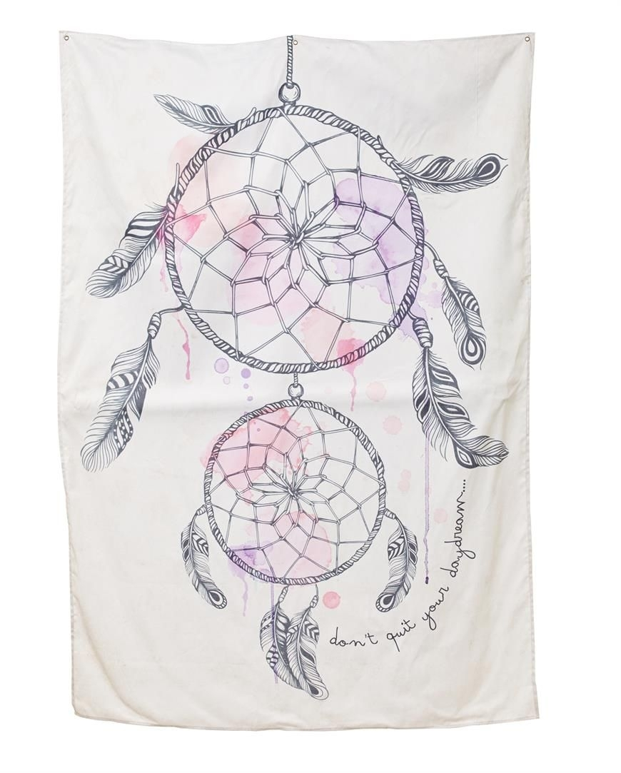 Featured Photo of Dreamcatcher Fabric Wall Art