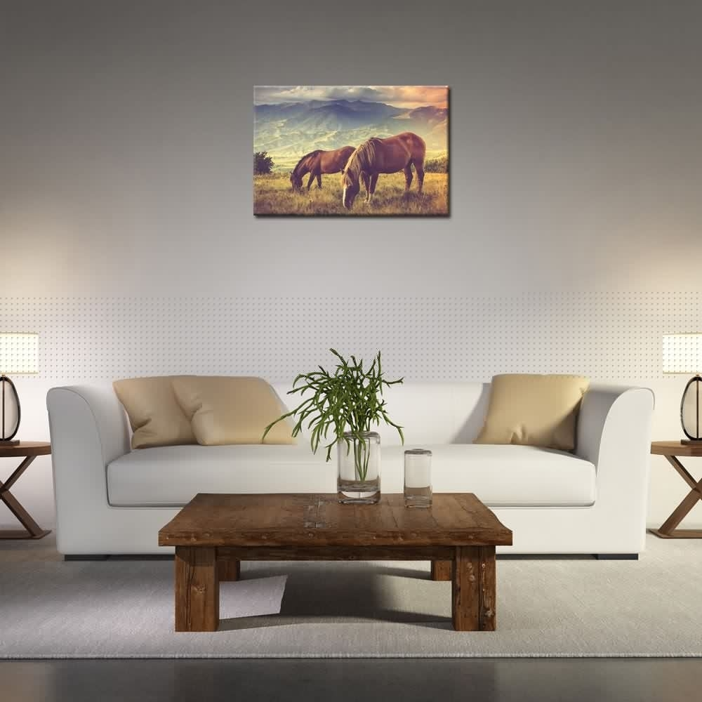 Factory Wholesale Good Quality Canvas Oil Painting Print Landscape With Regard To Newest Canvas Wall Art Of Philippines (Gallery 13 of 15)