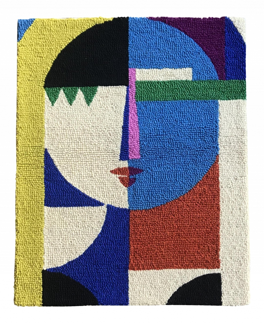 Fashionable Textile Wall Art In Conjunction With Vintage Used For Most Popular Abstract Textile Wall Art (View 6 of 15)