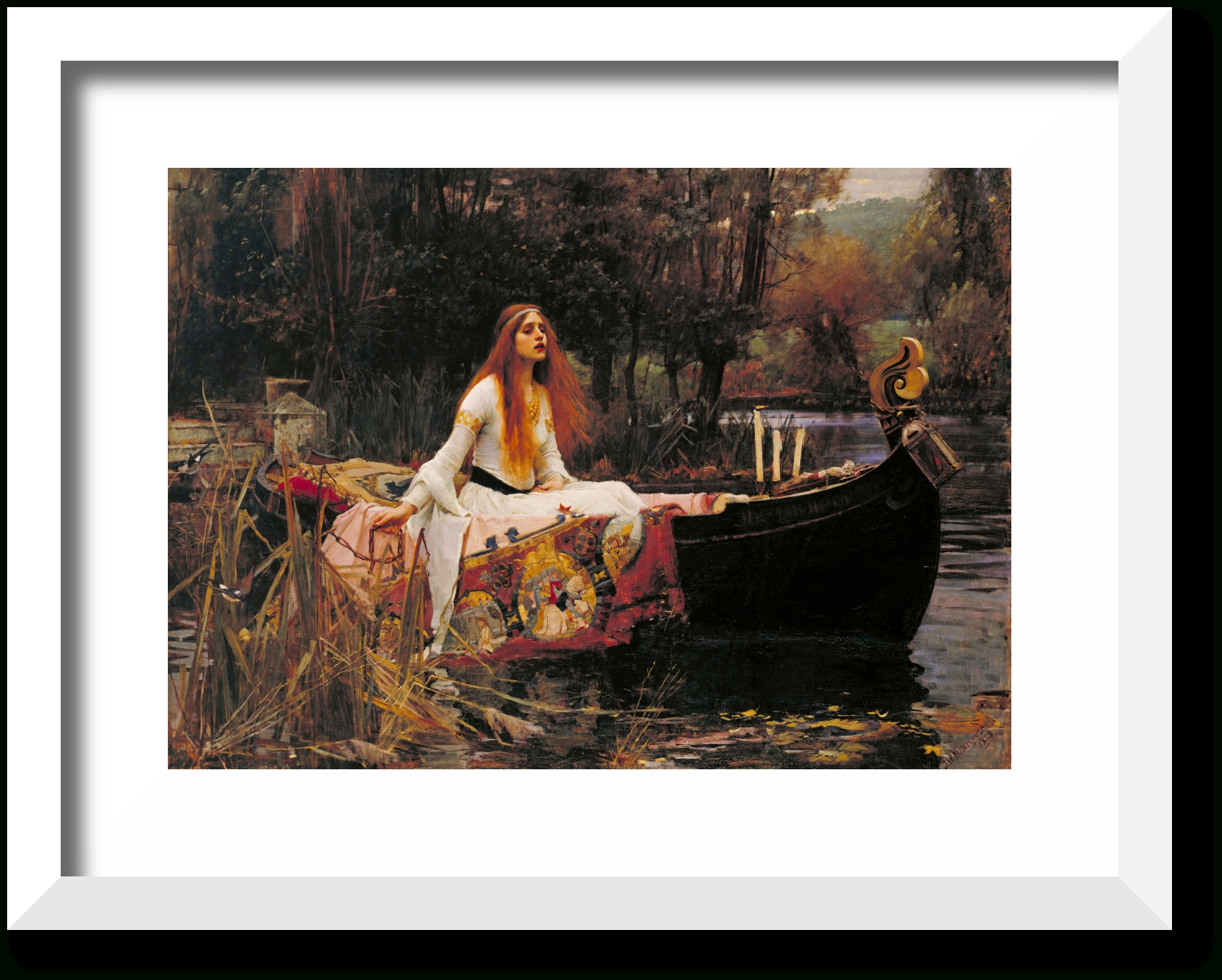Felician Rops Framed Canvas Giclee Prints With Archival Inks Uk For Most Recent Famous Art Framed Prints (View 8 of 15)