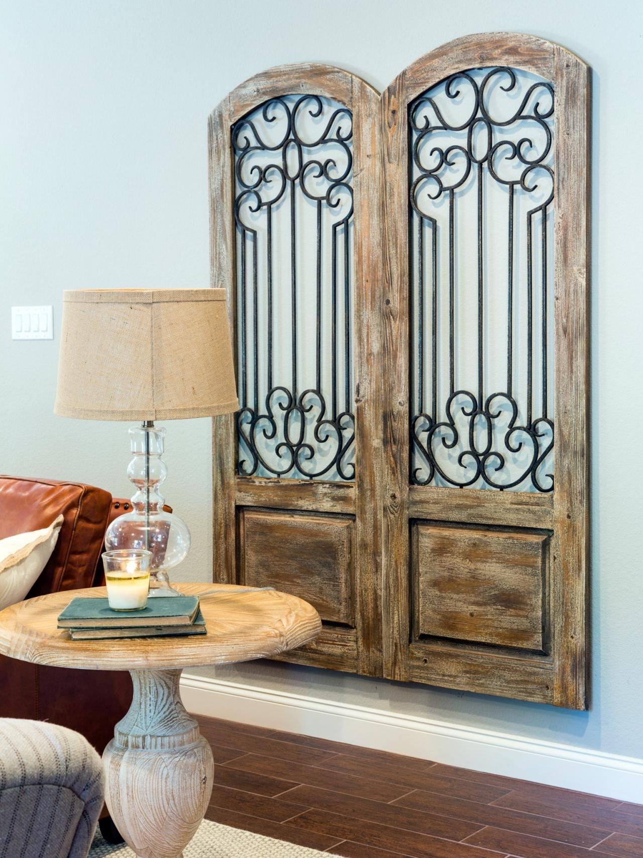 Fill Your Walls With 'fixer Upper' Inspired Artwork: 11 Easy To Pertaining To Most Up To Date Architectural Wall Accents (View 8 of 15)