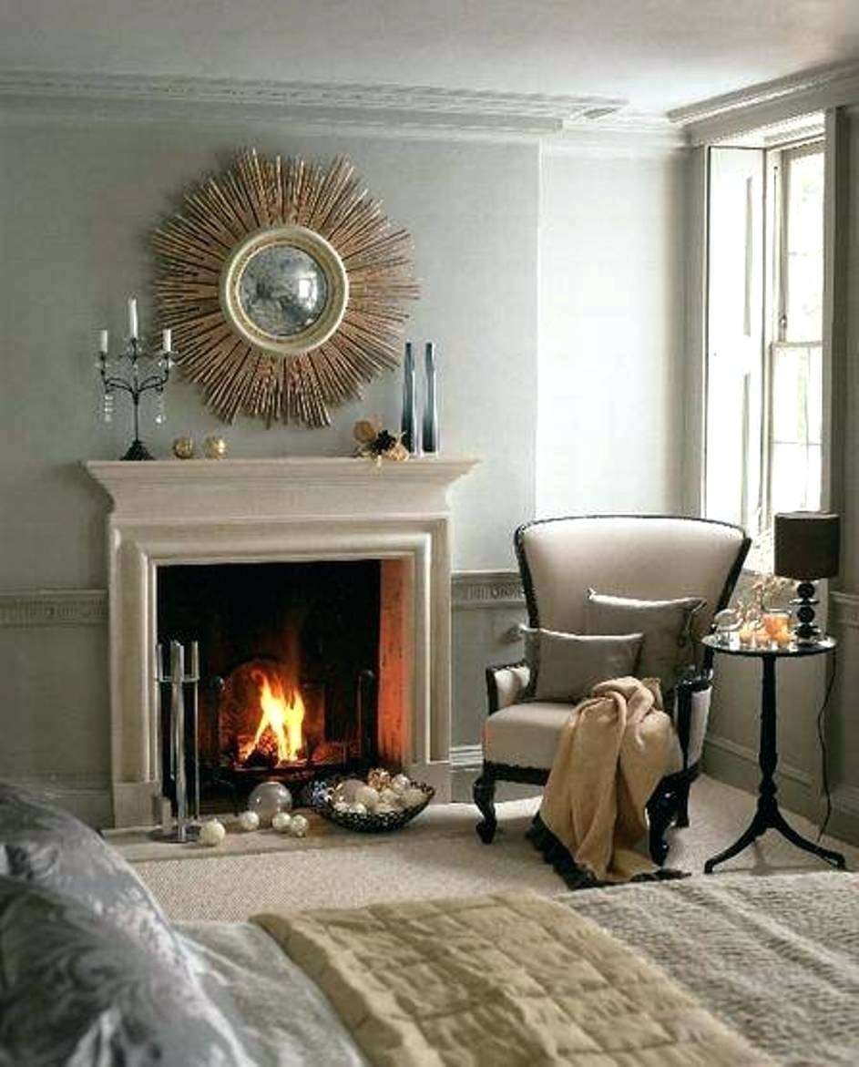 Fire Place Decor Unique Fireplace Mantel Ideas Modern Designs With Regard To Most Popular Wall Accents Over Fireplace (View 7 of 15)