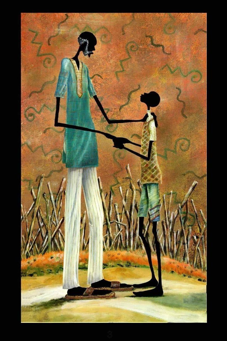 Framed Black Art Black Art Pictures Black Art Canvas African In Most Current Framed African American Art Prints (View 10 of 15)