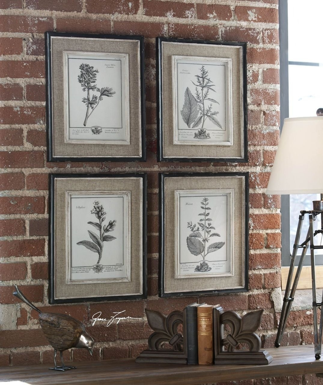 Framed Botanical Prints Home | Sorrentos Bistro Home With Recent Framed Art Prints Sets (View 2 of 15)