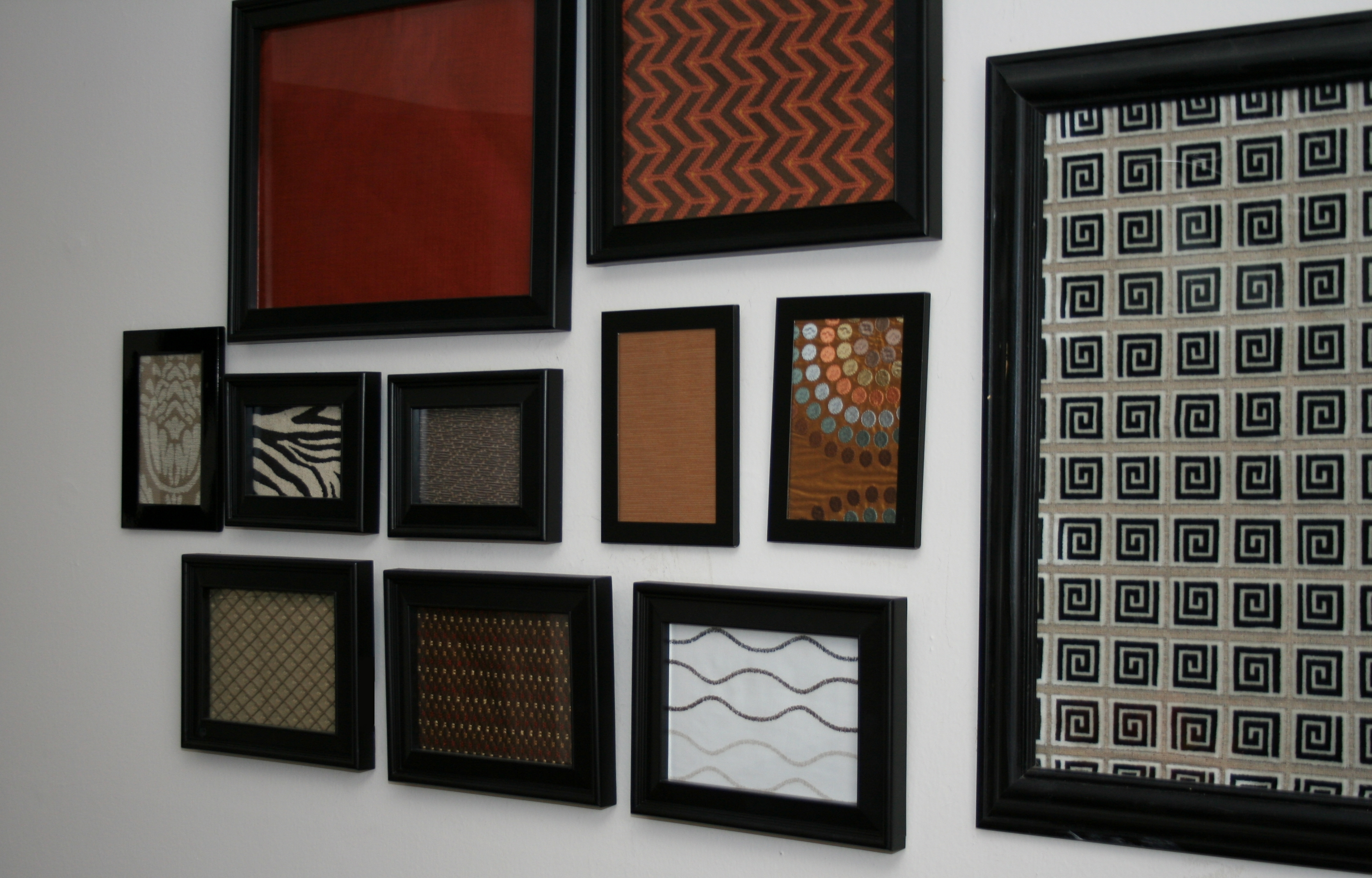 Framed Fabric Wall Art | With Regard To Most Current Framed Textile Wall Art (View 6 of 15)