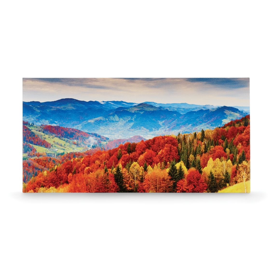 Framed Panoramic Canvas Print, 10X20 Black | Panoramic Canvas With Regard To Most Up To Date Panoramic Canvas Wall Art (Gallery 9 of 15)