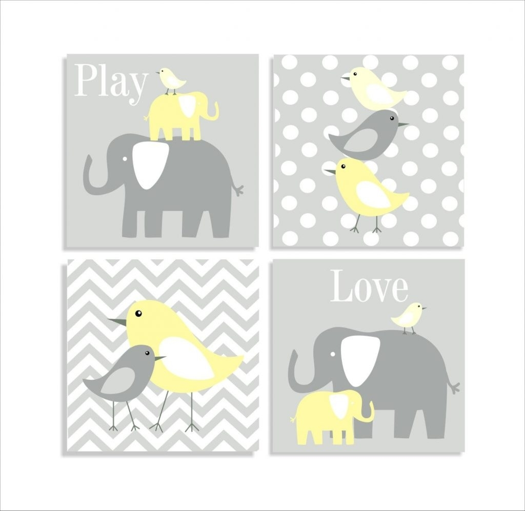 Fresh Idea Kids Canvas Wall Art Also 20 Top Ideas Featured Image For 2018 Baby Room Canvas Wall Art (View 5 of 15)