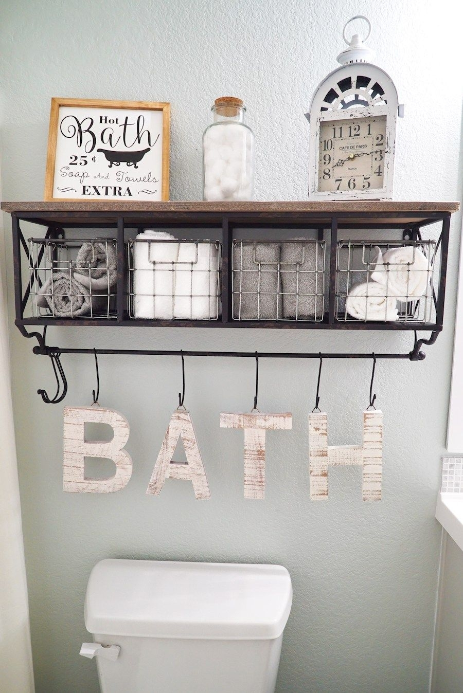 Full Bathroom Makeover With Floors And Paint | Sw Sea Salt, Wall with regard to Newest Wall Accents For Bathroom