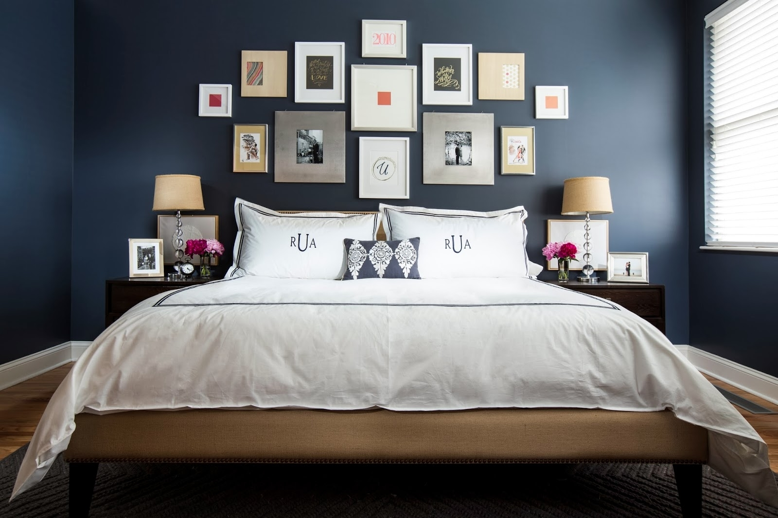Full Of Framed Awesome Bedroom Design With Wall Art Over Bed Feat inside Best and Newest Fabric Wall Art Above Bed