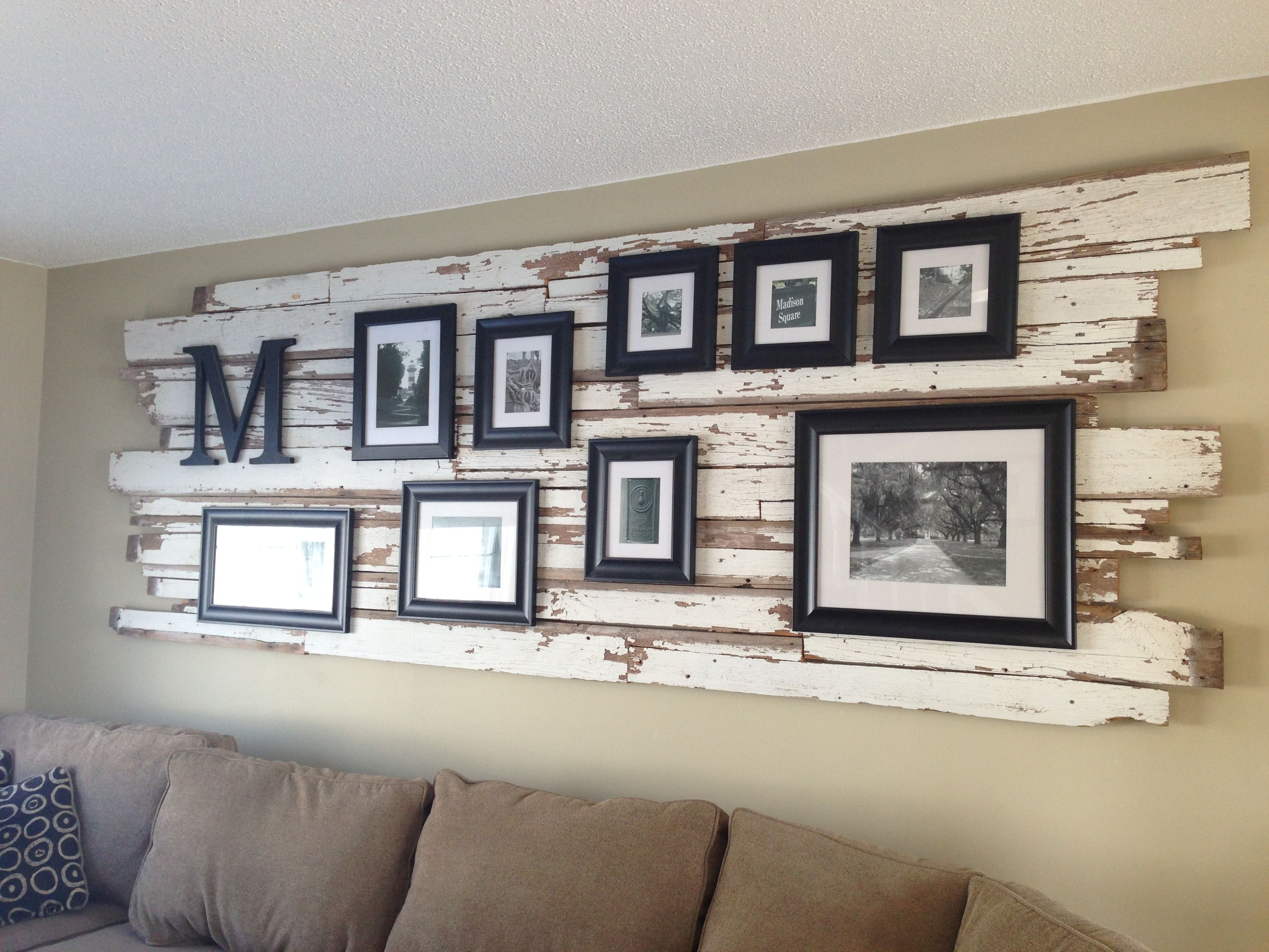 Full Size Of Decor:9 Cheap Wall Decor Ideas Wall Decorations Ideas With Most Popular Rustic Wall Accents (View 9 of 15)