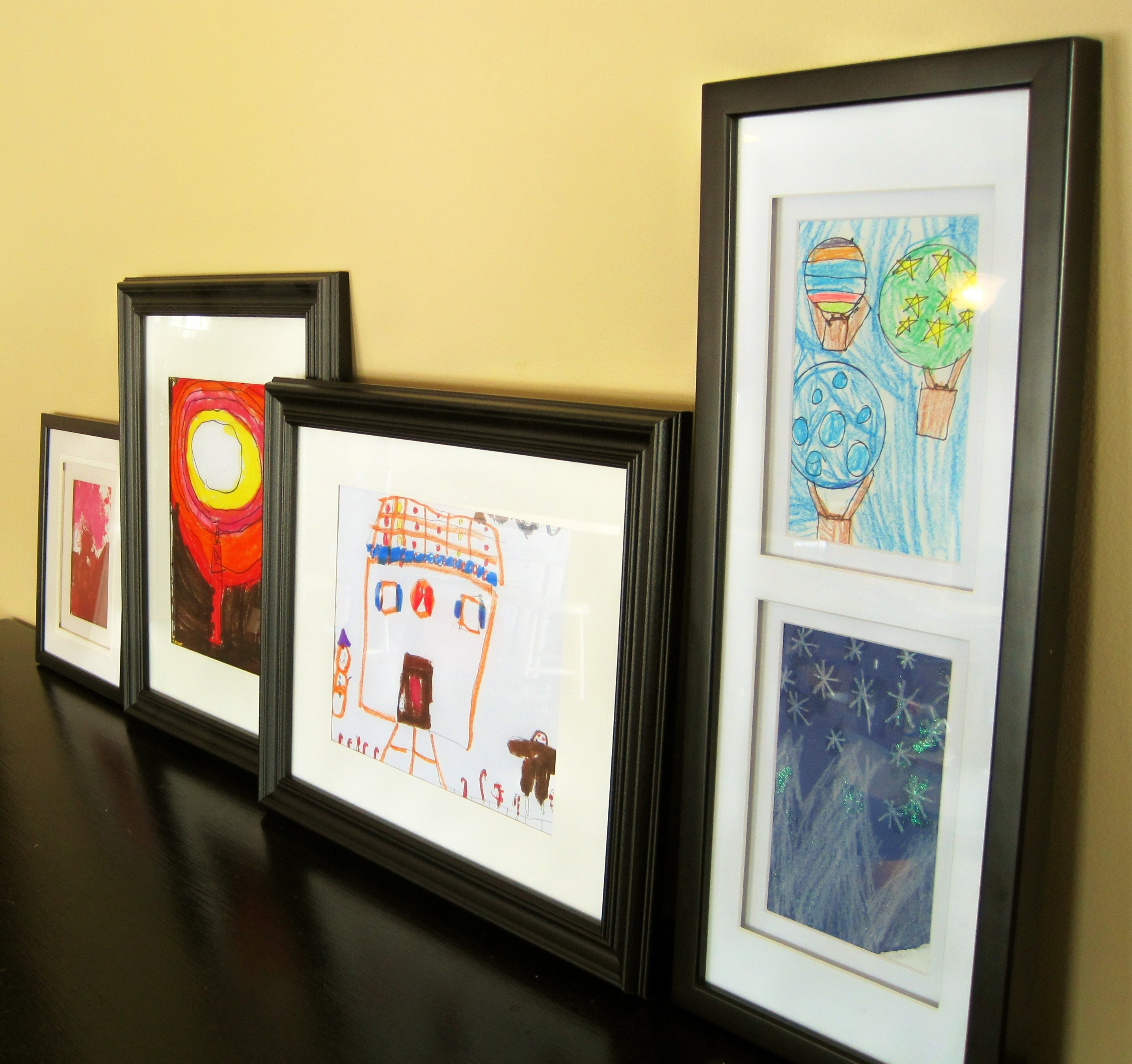 Featured Photo of Funky Art Framed Prints