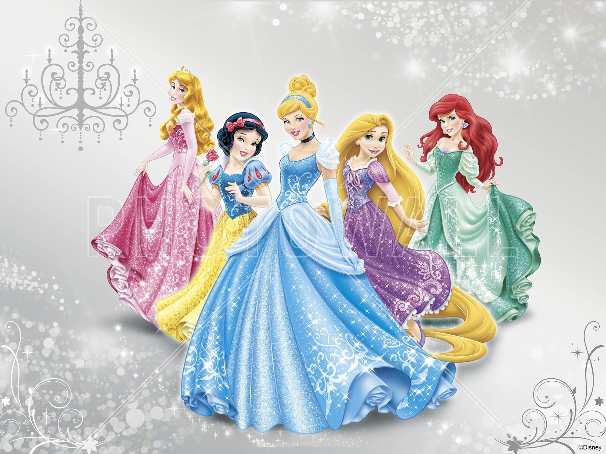 Furniture : Awesome Disney Princess Canvas Wall Art Lovely Disney Pertaining To Newest Elsa Canvas Wall Art (View 8 of 15)