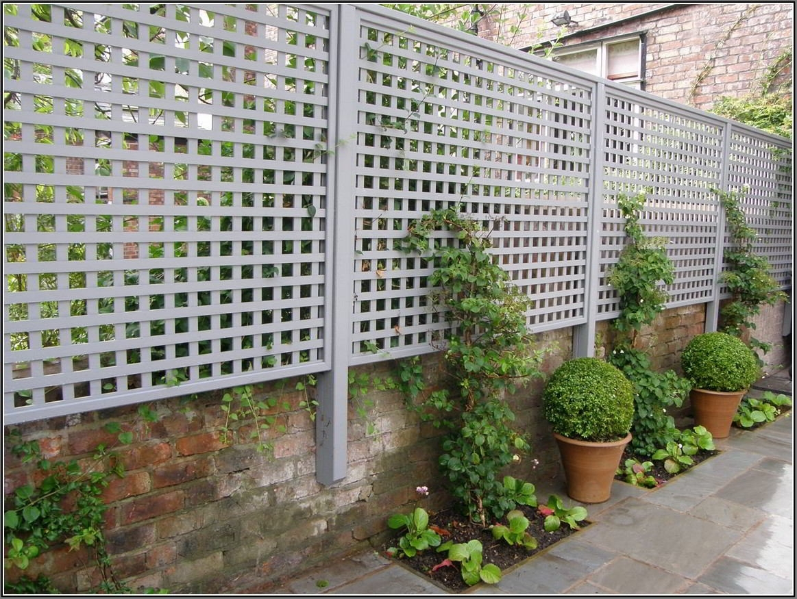 Garden Wall Decorations Amusing Garden Wall Decoration Ideas Intended For Latest Garden Wall Accents (Gallery 13 of 15)
