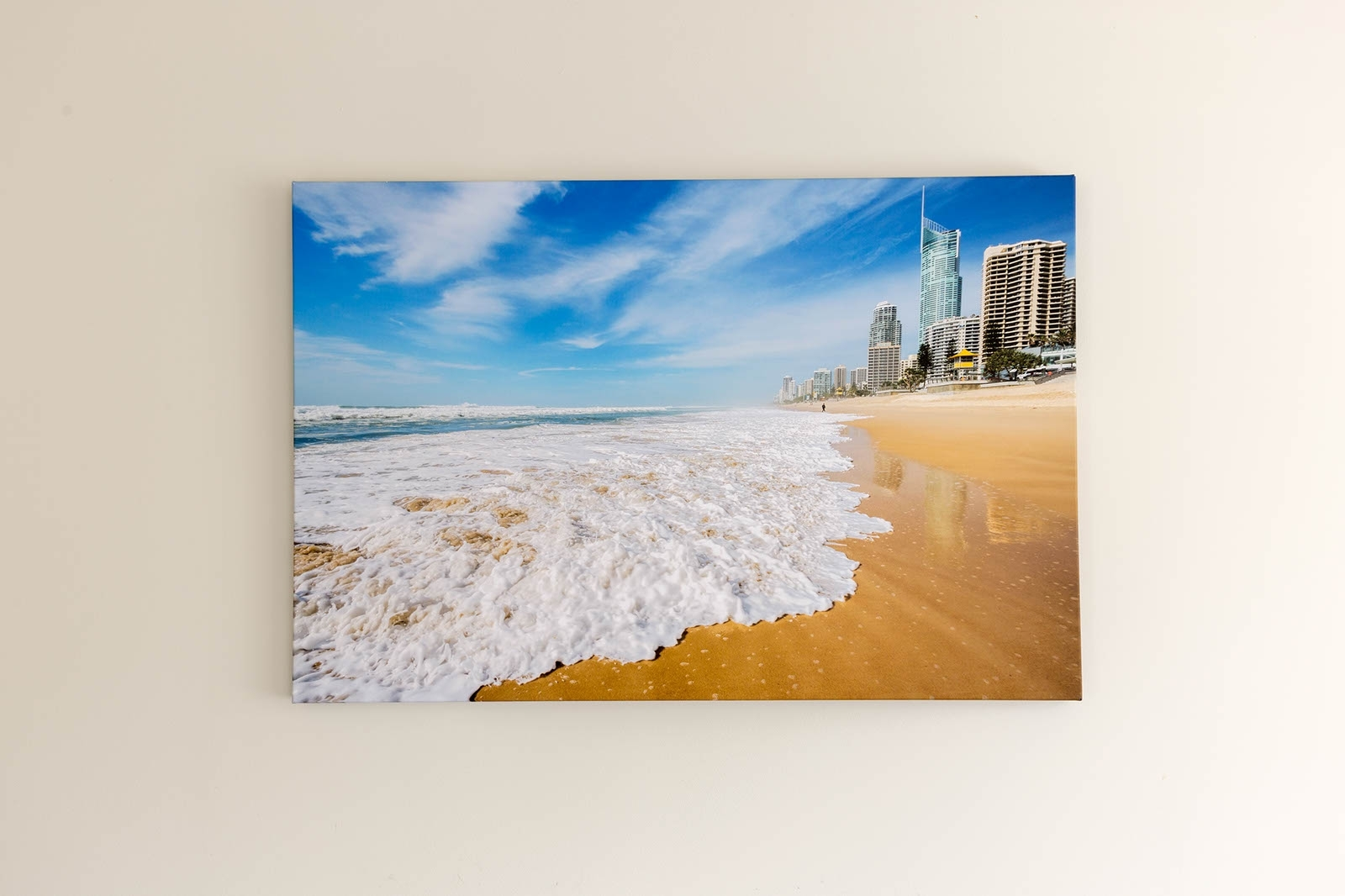 Gold Coast Printing And Framing Bostocks Photography Custom Canvas In Best And Newest Gold Coast Canvas Wall Art (Gallery 1 of 15)