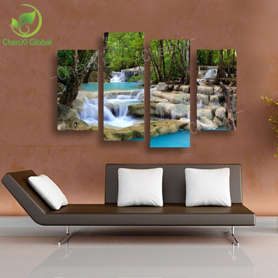 Gorgeous 70+ Nature Canvas Wall Art Decorating Inspiration Of For Newest Nature Canvas Wall Art (View 7 of 15)