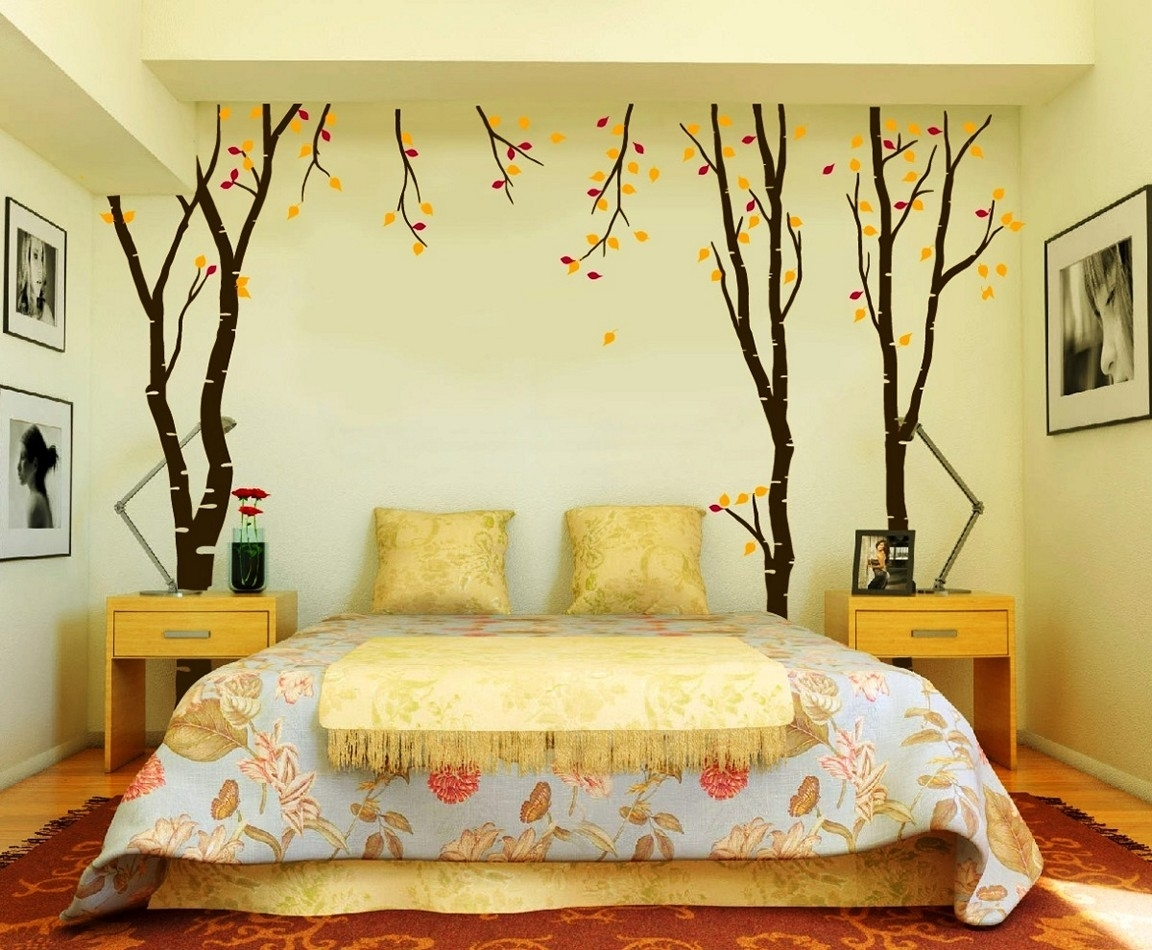 Gorgeous Wall Decor Ideas For Bedroom Diy Wall Decor As Cheap And Inside Best And Newest Wall Accents For Yellow Room (View 9 of 15)