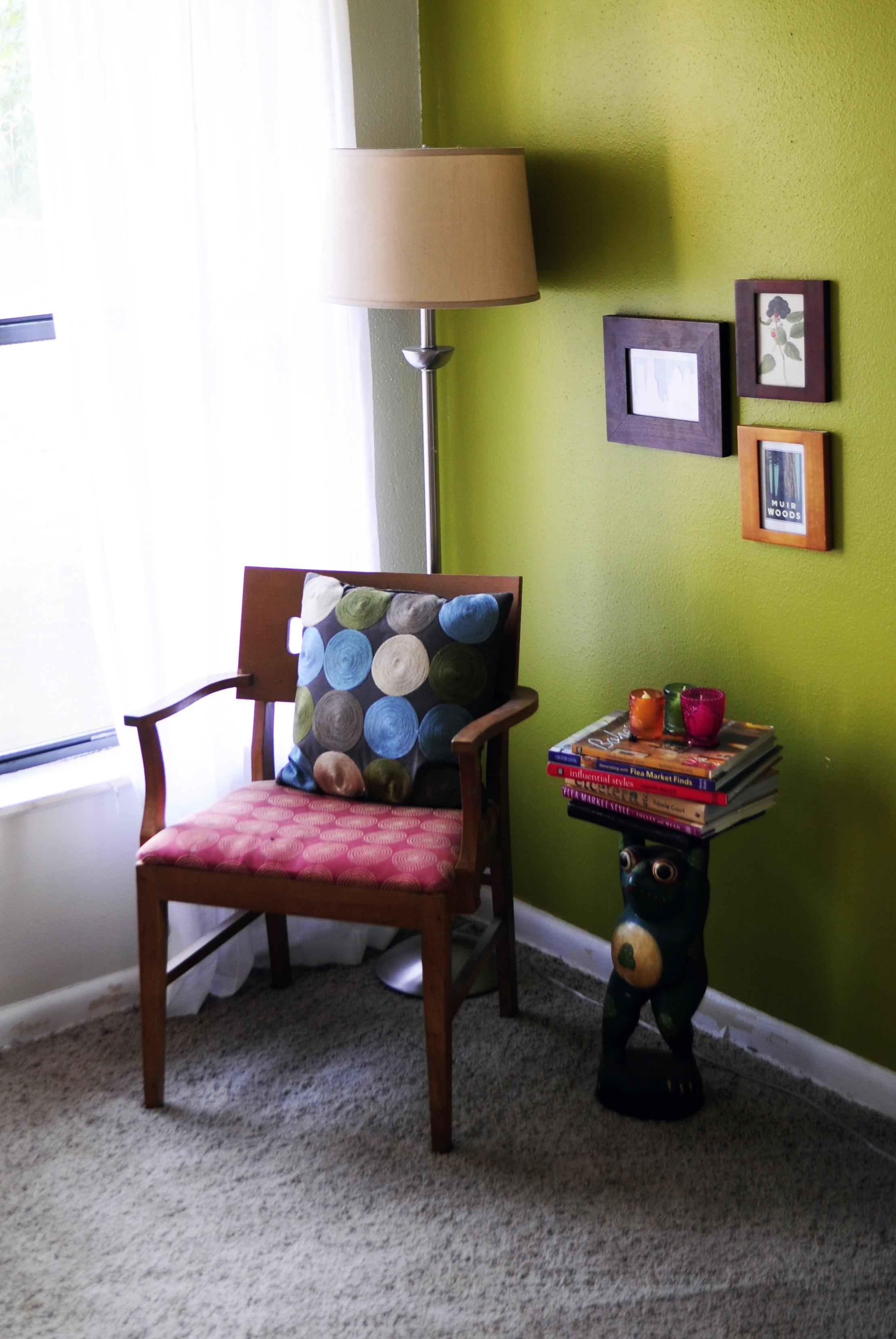 Green Accent Wall | The Doodle House With Most Recent Green Wall Accents (View 7 of 15)