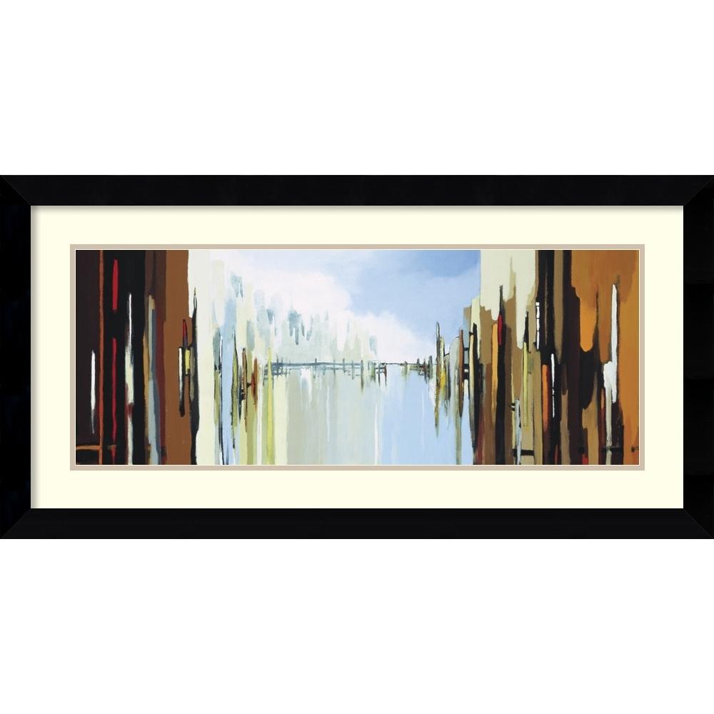 Gregory Lang 'urban Abstract No (View 3 of 15)