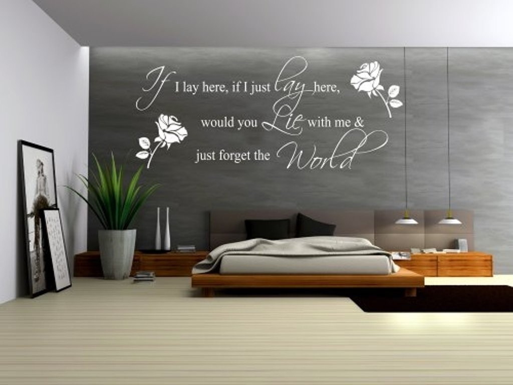 Featured Photo of Wall Accent Decals