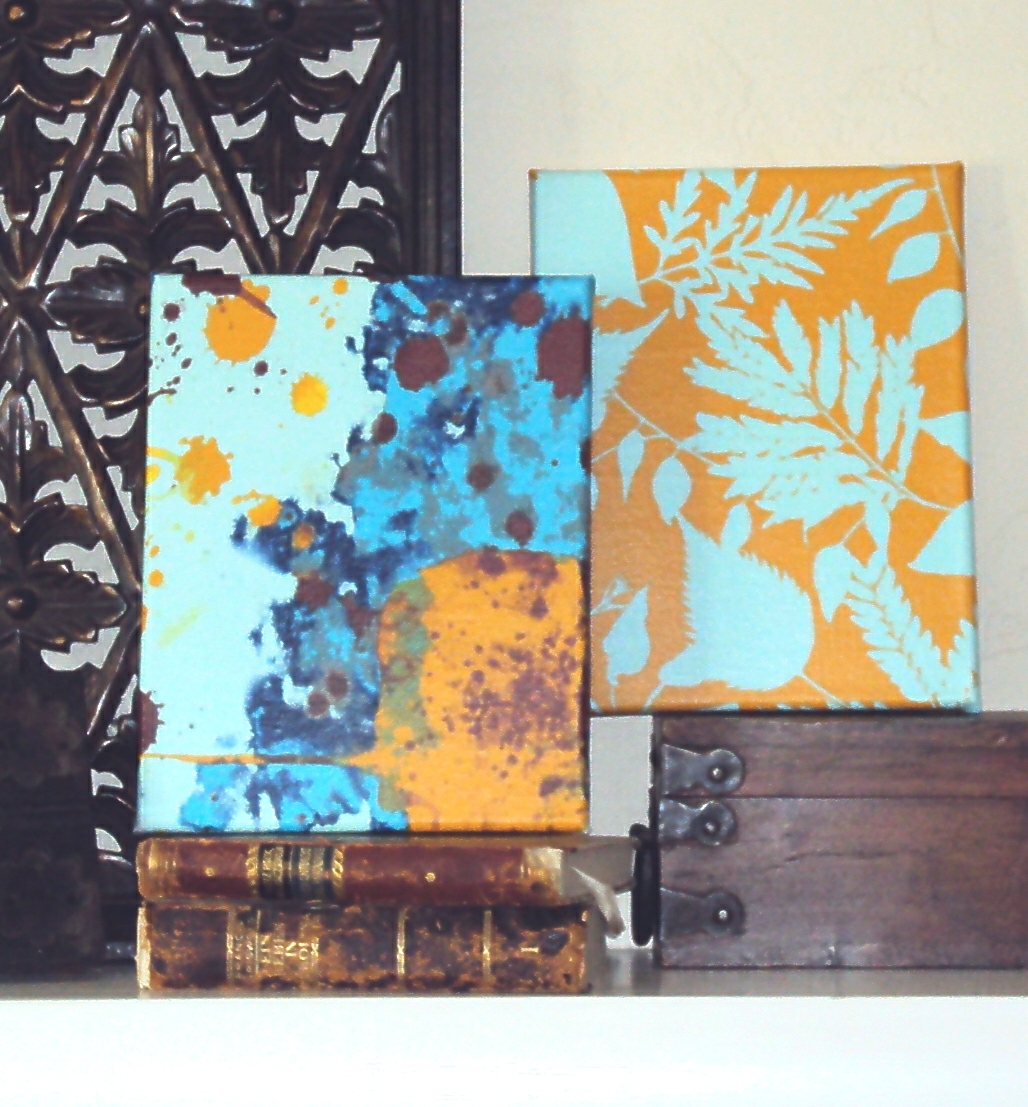 Habitat Meet Mod Podge With Most Popular Mod Podge Fabric Wall Art (Gallery 4 of 15)