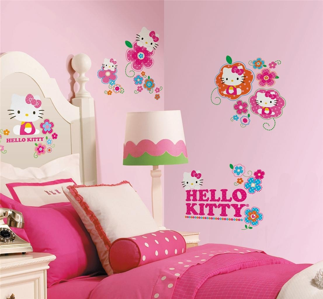 Hello Kitty Wall Mirror – Home Design And Decor Intended For Newest Hello Kitty Canvas Wall Art (Gallery 15 of 15)