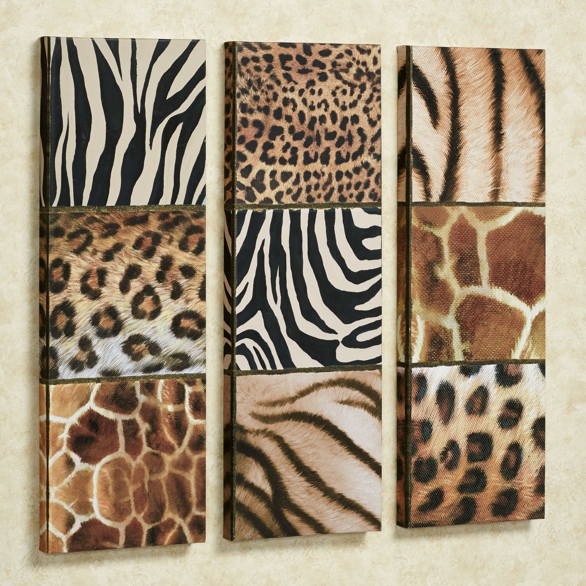 Https://www.google/search?q=How To Draw Leopard Print Step Inside Recent Safari Canvas Wall Art (Gallery 3 of 15)
