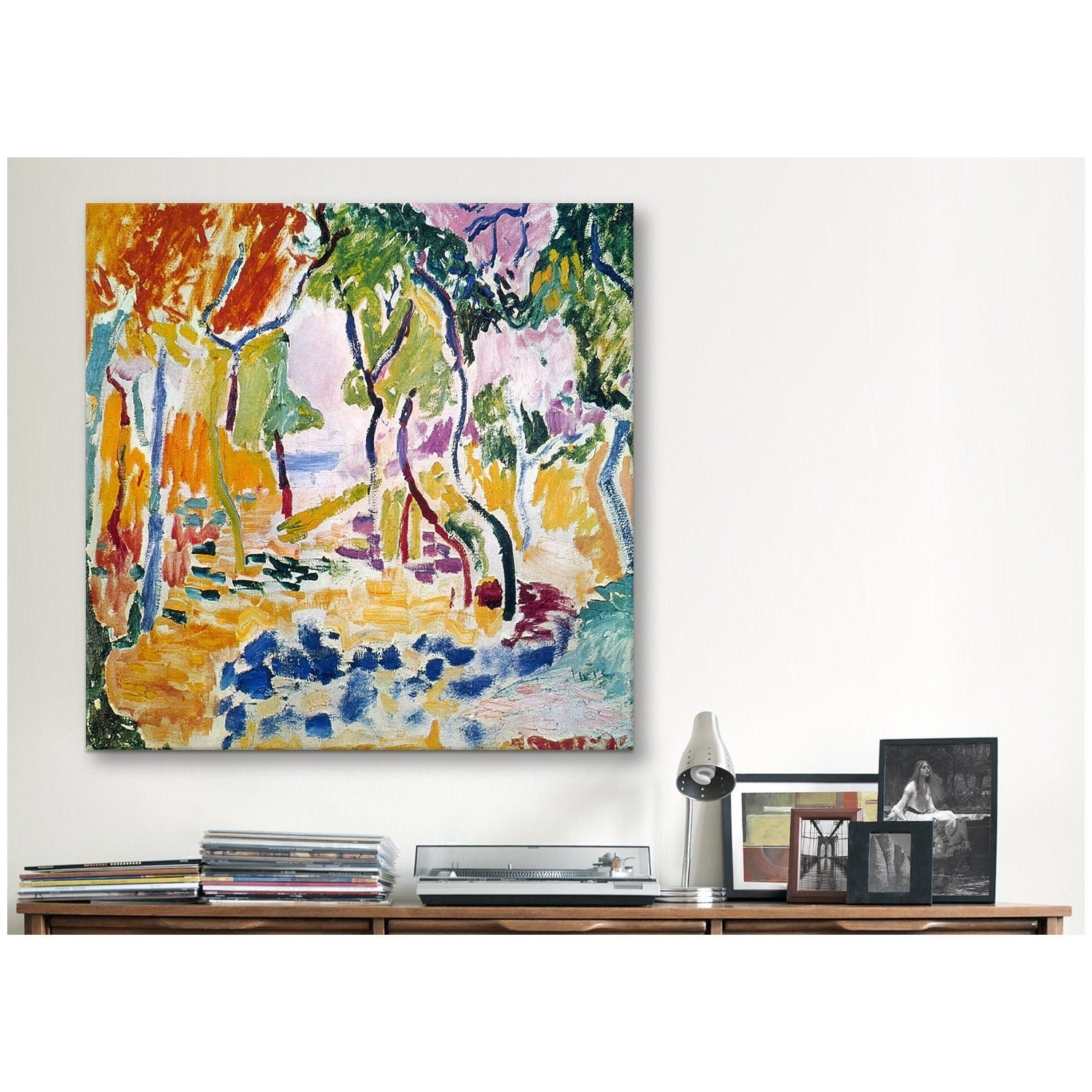 Icanvas Henri Matisse The Joy Of Life Canvas Print Wall Art – Free Pertaining To Most Recently Released Joy Canvas Wall Art (View 10 of 15)