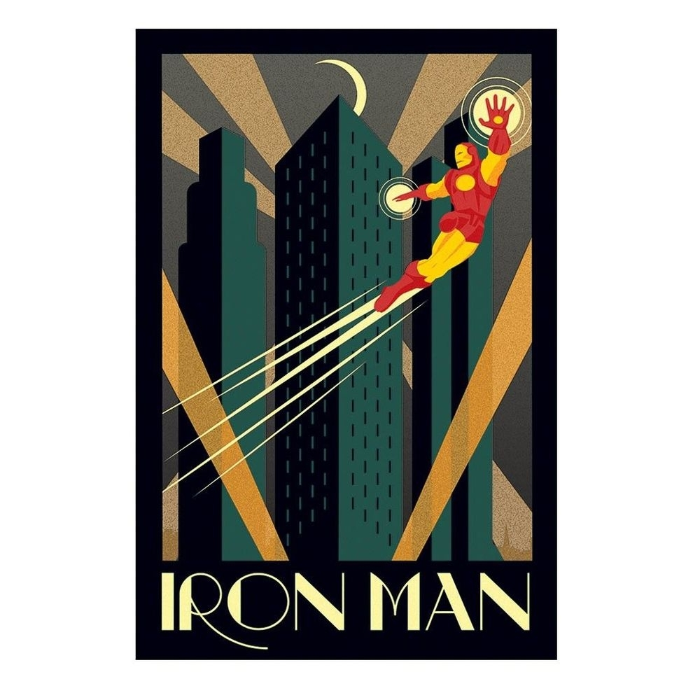 Image Result For Art Deco Prints | Art Deco Poster Project With Regard To Most Recent Framed Art Deco Prints (View 11 of 15)