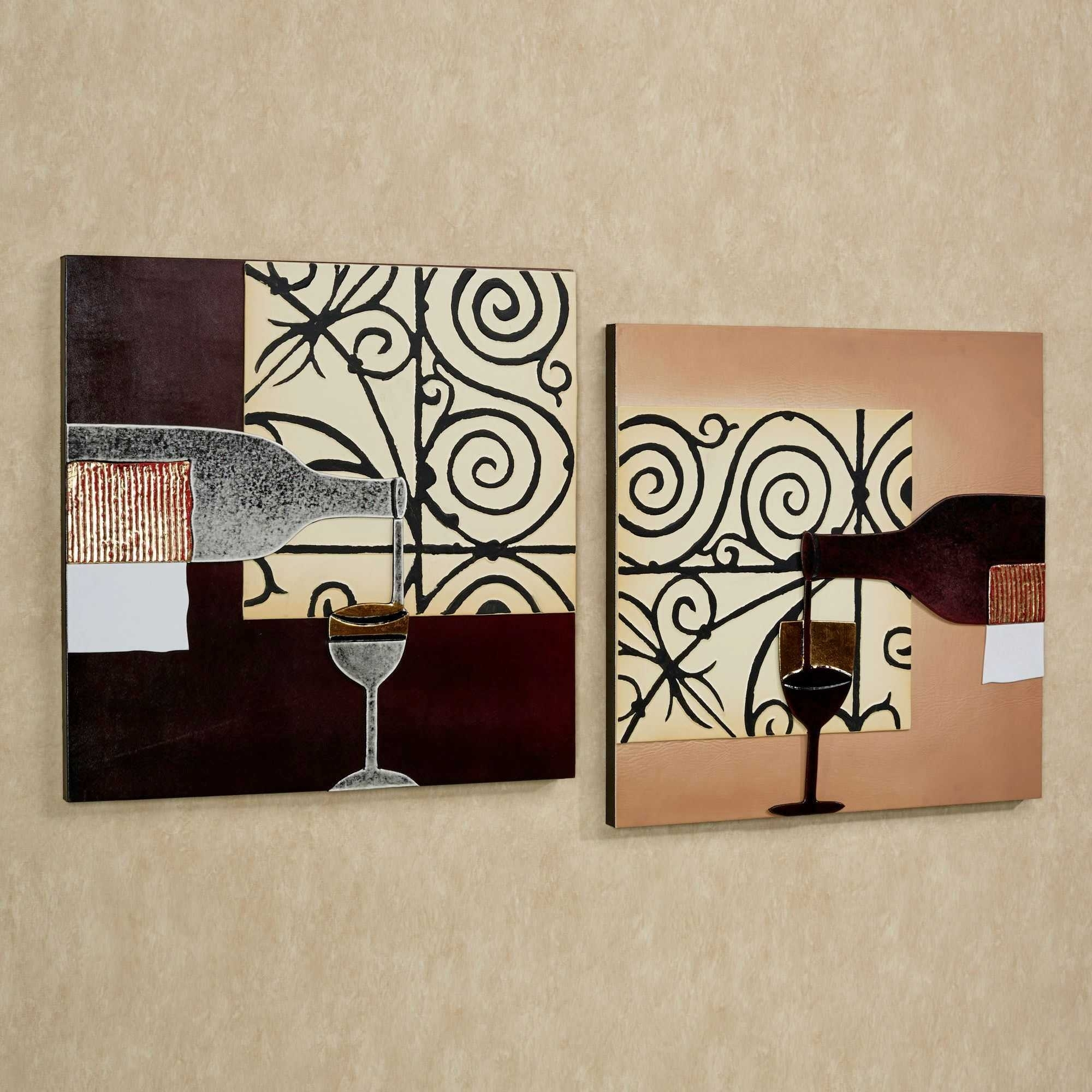 Jcpenney Kitchen Wall Decor Metal Wall Art Coffee Theme For Most Recently Released Jcpenney Canvas Wall Art (View 9 of 15)
