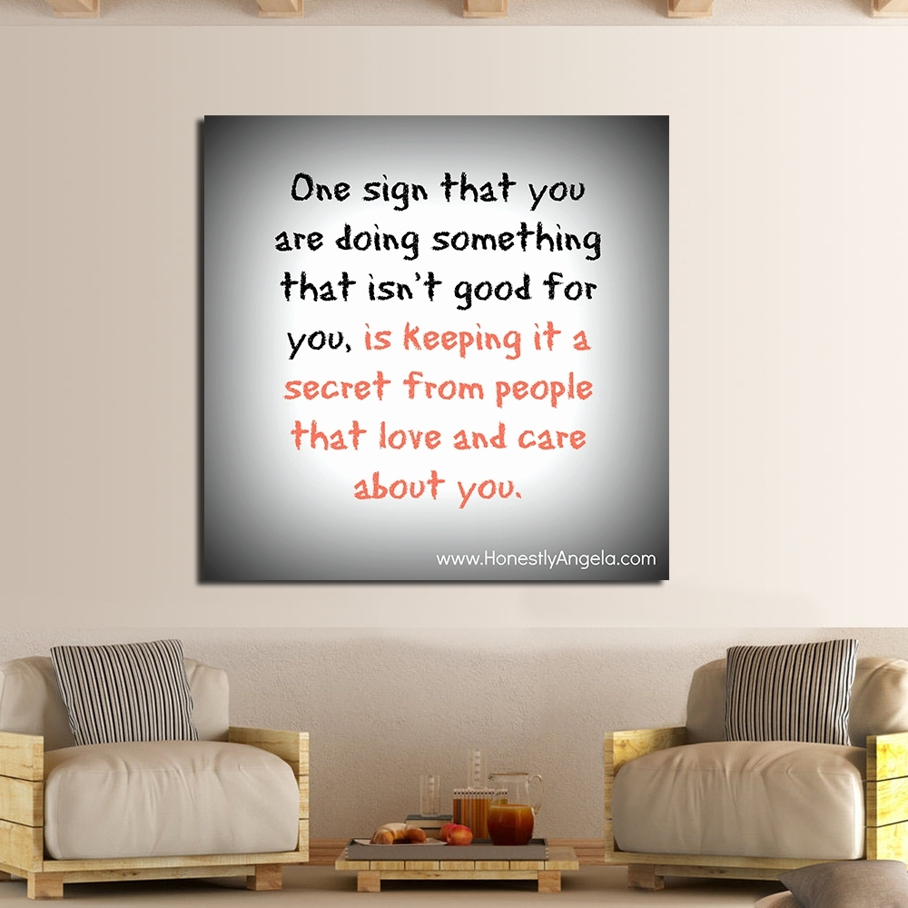 Jqhyart Funny Quotes About Lifes Little Frustrations Canvas Wall within Most Up-to-Date Canvas Wall Art Funny Quotes