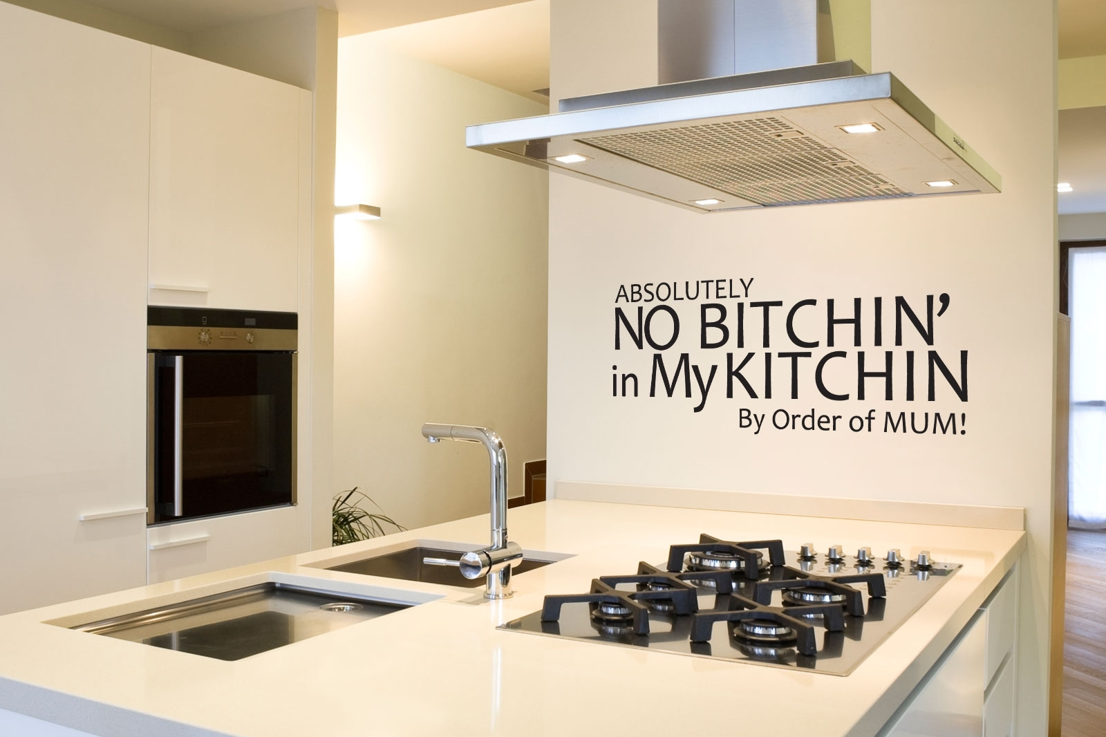 Kitchen : Charming Modern Kitchen Wall Decor Diy Ideas With How To Regarding Recent Garage Wall Accents (Gallery 15 of 15)